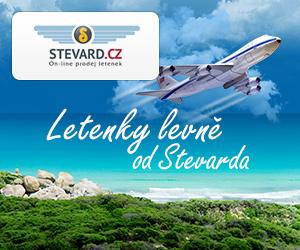 Letenky Stevard.cz